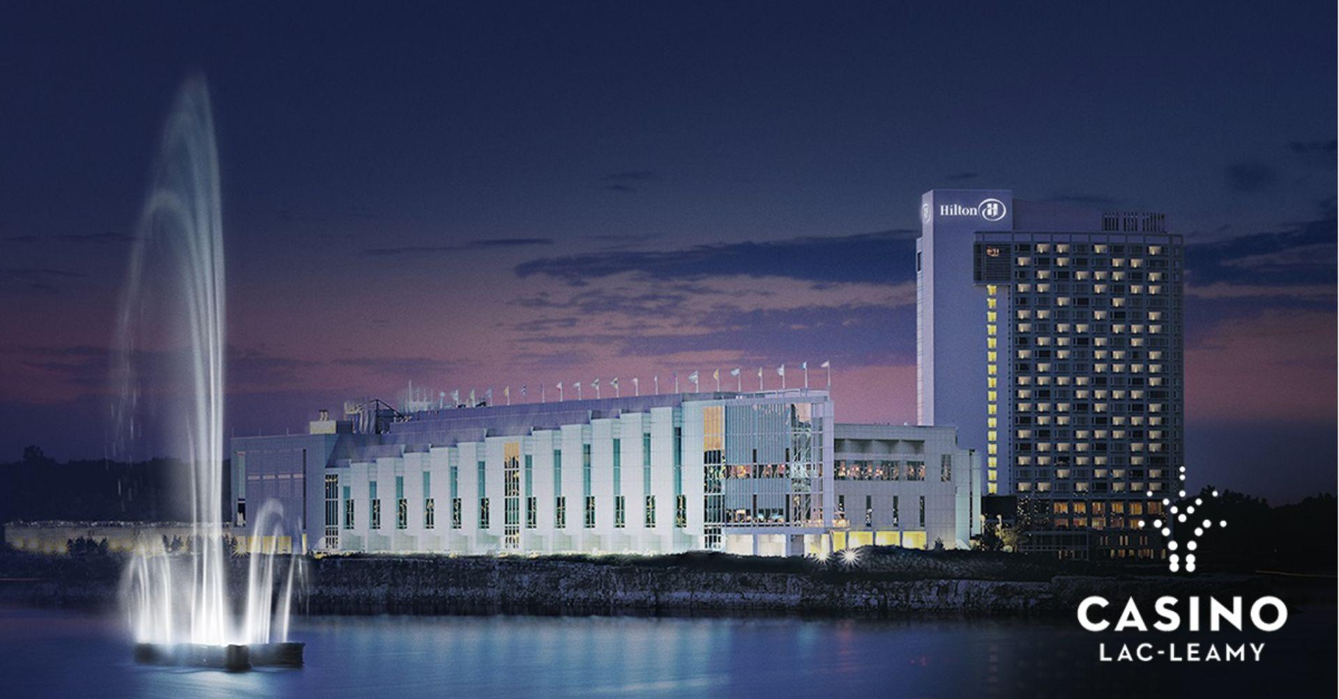 the casino du lac leamy